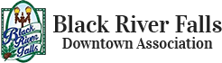 Black River Falls Downtown Association Logo