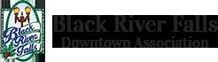 Black River Falls Downtown Association Logo